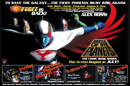 battle of the planets poster - photo #15