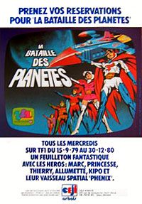 battle of the planets poster - photo #14