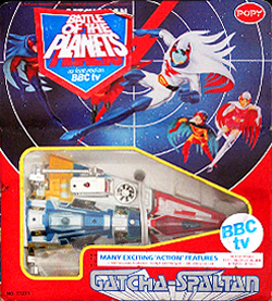 Battle Of The Planets Toys 27