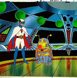 battle of the planets vehicles - photo #36